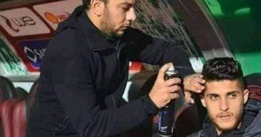 """سوبر كورة يكشف سر """"سبراى"""" أحمد الشيخ وحقيقة سخريته من جماهير الأهلي"""
