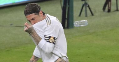 تقارير: راموس يغيب عن ريال مدريد 15 يوما للإصابة