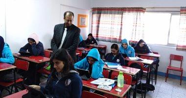 التعليم توجه طلاب الثانوية العامة بسرعة كتابة استمارة التقدم للامتحانات