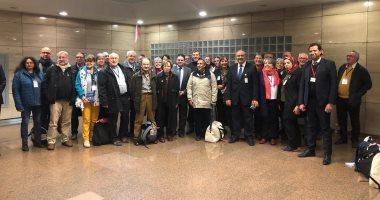 جمعية الحج المسيحى بفرنسا تزور مسار العائلة المقدسة بمصر لإدراجها فى رحلاتها