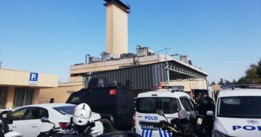 انفجار فى مستشفى بمقاطعة طرسوس جنوبى تركيا وإصابة خمسة أشخاص