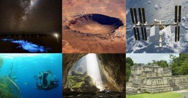 موقع بريطانى يقترح قائمة جديدة لعجائب الدنيا السبعة.. تعرف عليها