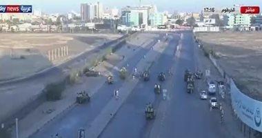 إطلاق نار واستعادة للسيطرة.. 5فيديوهات ترصد حقيقة الوضع فى مطار الخرطوم