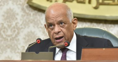 رئيس النواب يرفع الجلسة العامة.. ويدعو لأخرى 26 يناير الجارى