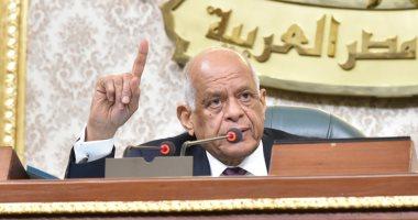 رئيس النواب يؤكد المسئولية السياسية للوزير: تنصرف لكل أوجه التقصير فى عمله