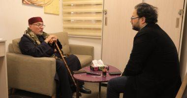 خالد الجندى لليوم السابع: نجحنا فى تقديم برنامج دينى لا يمارس الوصاية