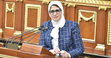 وزيرة الصحة: تقديم الخدمات العلاجية لـ 168 ألف مواطن بالمجان بـ 128 قافلة
