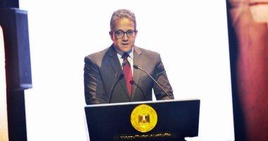 """وزير السياحة يكشف تفاصيل فيلم """"سائح فى مصر"""" لتنشيط عودة السائحين"""