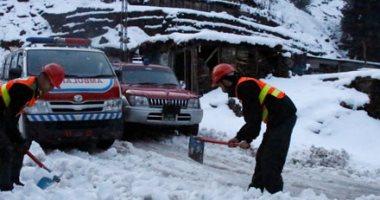 ضحايا سوء الأحوال الجوية فى باكستان
