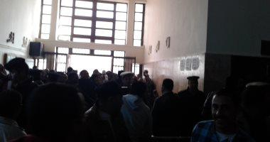 بدء أولى جلسات استئناف المتهمين بقتل محمود البنا ضحية الشهامة بمحكمة شبين