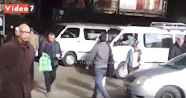 فيديو.. زحام مرورى بميدان الإسعاف وسط القاهرة