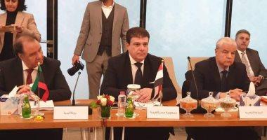 حسين زين يشارك باجتماعات الدورة الـ 51 لمجلس وزراء الإعلام العرب بالإمارات