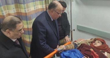 نقابة الأطباء: وصول 4 مصابين لمعهد ناصر وإجراء عملية جراحية لـ 3 منهم