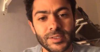 تميم يونس: قدمت بلاغا لشرطة الإنترنت ضد كل من اتهمنى بالتحرش
