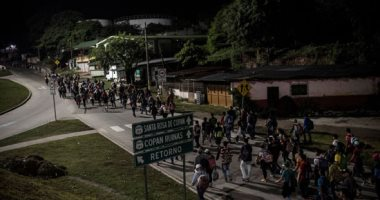 المكسيك: انخفاض عدد المهاجرين باتجاه الولايات المتحدة بنسبة 74,5% منذ مايو 2019