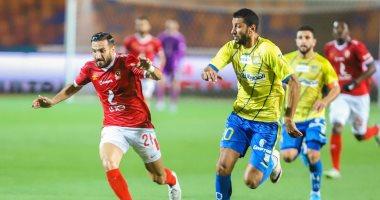 انطلاق مباراة الأهلى وطنطا في الدوري الممتاز