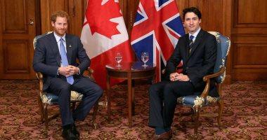 مليون أسترلينى سنويا..من يتحمل تكاليف تأمين الأمير هارى؟..رئيس وزراء كندا يعلق