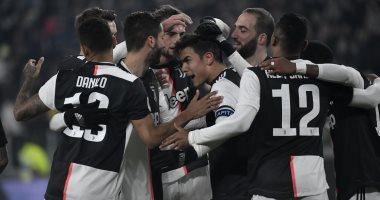 يوفنتوس يستضيف روما فى موقعة ربع نهائى كأس إيطاليا