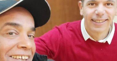 سليمان عيد يشكر المخرج رامى إمام فى آخر يوم تصوير مسلسل فلانتينو.. .. اعرف قاله ايه؟
