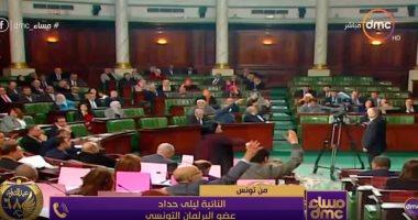 نائبة تونسية: طالبنا الغنوشى بالاختيار بين رئاسة البرلمان أو صفته الحزبية