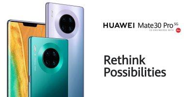 هواوي تشحن 6.9 مليون هاتف ذكي يدعم تكنولوجيا الـ 5G في عام 2019 وتقود حلول الاتصالات في العالم  -