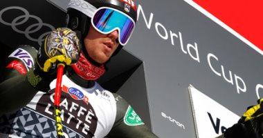 فعاليات كأس العالم للتزلج على الجليد فى سويسرا