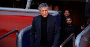 ايبيزا ضد برشلونة.. سيتين: لاعبو البارسا لم يعجبوني اليوم