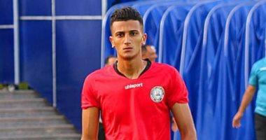 محمد سليم لاعب حرس الحدود يبدأ مرحلة التأهيل عقب جراحة الصليبى