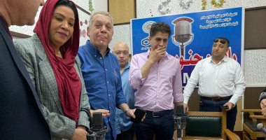 فيديو وصور.. جولة برلمانية مفاجئة لإذاعة جنوب سيناء.. وقرار باستدعاء وزيرة التخطيط