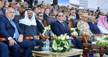 """اليوم.. السيسى يفتتح قاعدة """"برنيس العسكرية"""" ويشهد مناورة قادر 2020"""