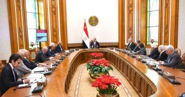 الرئيس السيسى يثمن أهمية الدور الفاعل للمجلس الاستشارى لعلماء مصر