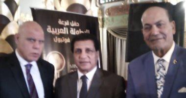 فاروق جعفر مديرا فنيا لمنتخب المينى فوتبول