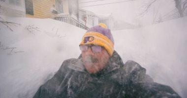 عاصفة ثلجية تضرب كندا وانقطاع الكهرباء عن آلاف المنازل