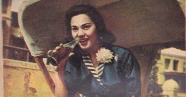 إعلان من 68 سنة.. قصة ترويج الفنانة ماجدة لإعلان مشروبات غازية