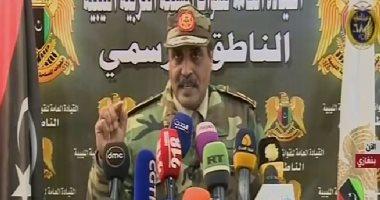 """""""المسمارى"""":  الجيش الليبى يقود معركة استثنائية ضد الإرهاب"""