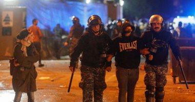 الأمن اللبنانى يلقى القبض على 3 إرهابيين بايعو تنظيم داعش الإرهابى