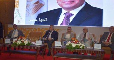 """""""سياحة النواب"""" تعقد لقاء مع مستثمرى مرسى علم لبحث مشكلاتهم.. صور"""