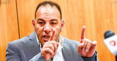 """أحمد بلال ردا على رضا سيكا : """" واحد نكرة جاي من تحت السلم يتكلم عليا """""""