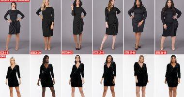شركة ملابس بريطانية تستخدم 8 عارضات لمنتج واحد.. اعرف السبب