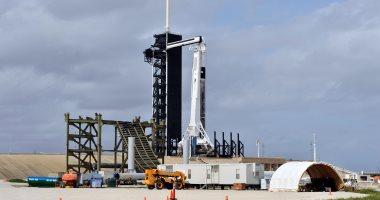 سبيس إكس تعيد اليوم تجربة مهمة قبل استئناف رحلات مأهولة للفضاء
