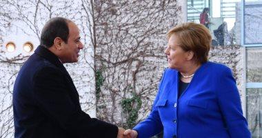 فيديو.. الرئيس السيسي يصل مقر انعقاد مؤتمر برلين حول الأزمة فى ليبيا