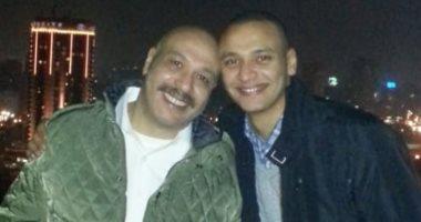 رسالة حب من أحمد خالد صالح لوالده الراحل فى ذكرى ميلاده