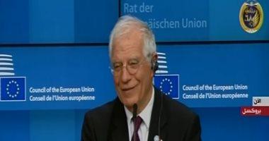 الاتحاد الأوروبى: هدفنا تعزيز وقف إطلاق النار في ليبيا