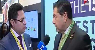 رئيس البنك التجارى الدولى: التوجه السياسى للدولة دافع إيجابى فى التعاون مع إفريقيا