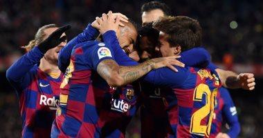 برشلونة يواجه ليجانيس وريال مدريد يصطدم بسرقسطة فى كأس إسبانيا