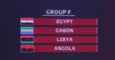 قرعة تصفيات كاس العالم 2022.. مصر بالمجموعة السادسة مع الجابون وليبيا وأنجولا..صور
