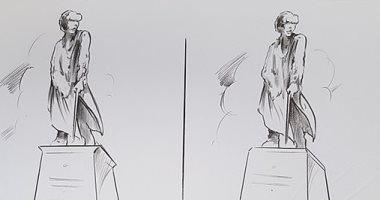 جدل بعد الشروع فى بناء تمثال للرجل الفيل بمدينة ليستر سيتى.. اعرف القصة؟