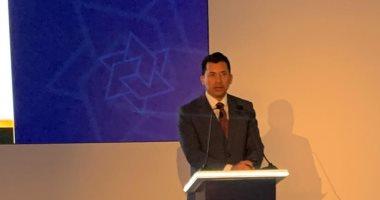 وزير الرياضة يحضر فعاليات قمة قادة الرياضيين فى أبو ظبى