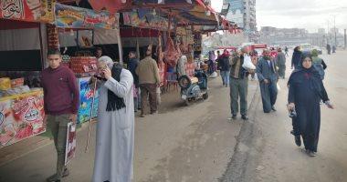 صور.. تعرف على أسعار اللحوم والخضر والفواكه بأسواق محافظة الغربية