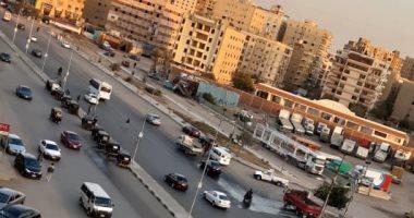 شكوى من انتشار التكاتك وسير عكس الاتجاه بشارع مصطفي النحاس بمدينة نصر